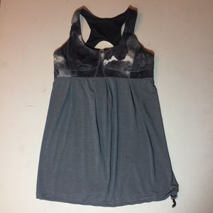 Lululemon Athletica Bra In Abstract Tank